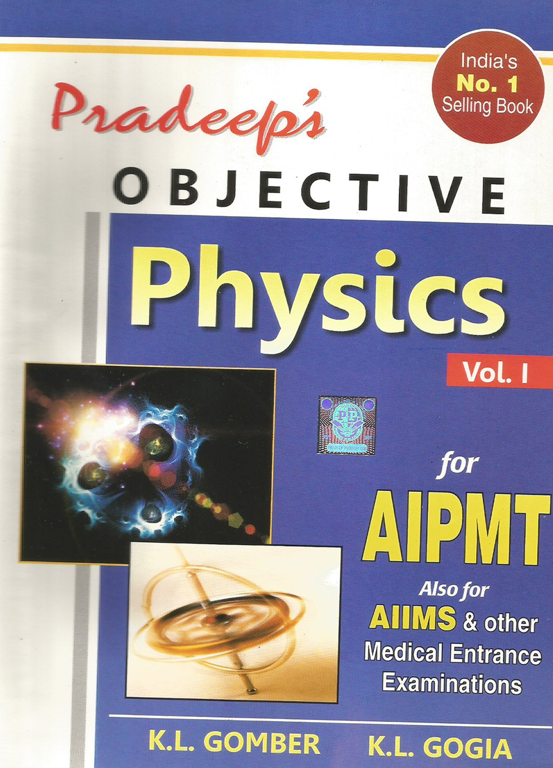 Pradeep s objective physics vol i ii for aipmt other medical entrance examinations amazon in books