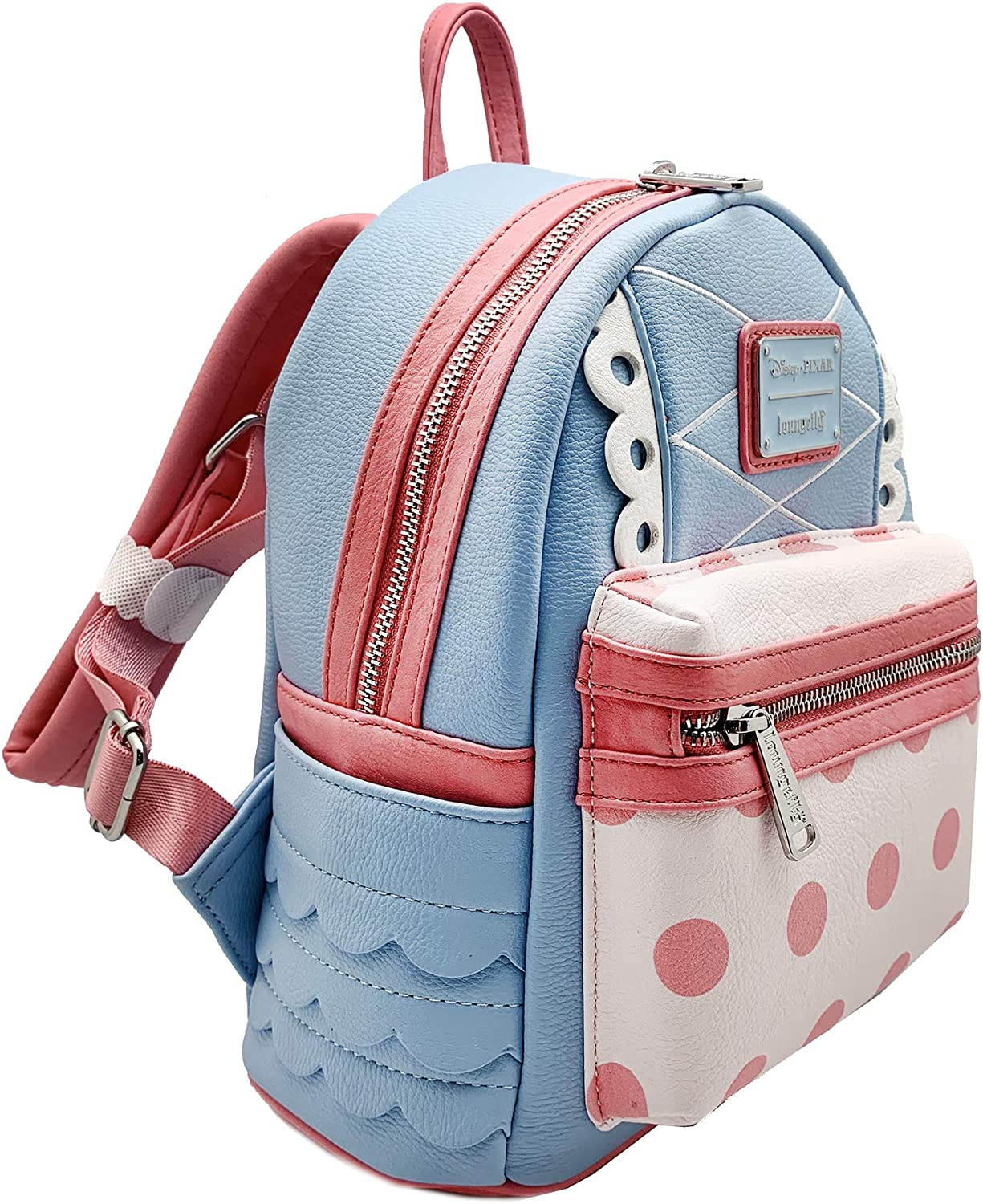 Loungefly x Disney Pixar Toy Story 4 Bo Peep Faux-Leather Mini Backpack