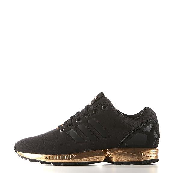 release date f4835 8df3e get adidas zx flux s78977 core black copper torsion new ...