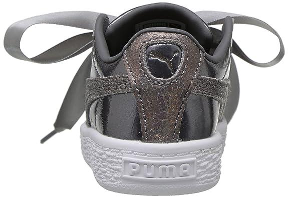 Kids Lux Sneaker Puma Heart Lunar Basket SUMzpqV