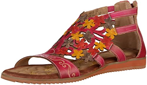 7c988eaac03b24 Laura Vita BRIE07 RS828-7 Womens Sandals  Amazon.co.uk  Shoes   Bags