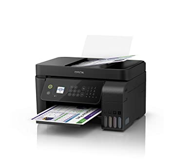 Epson EcoTank ET-4700 Inyección de Tinta 33 ppm 5760 x 1440 dpi A4 WiFi - Impresora multifunción (Inyección de Tinta, 5760 x 1440 dpi, 100 Hojas, A4, ...