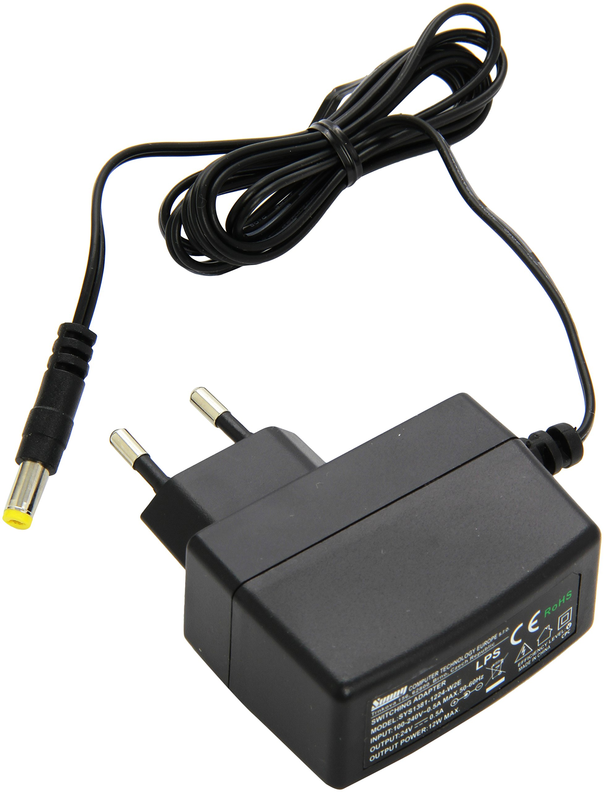 Power Supply 24VDC/12Watt