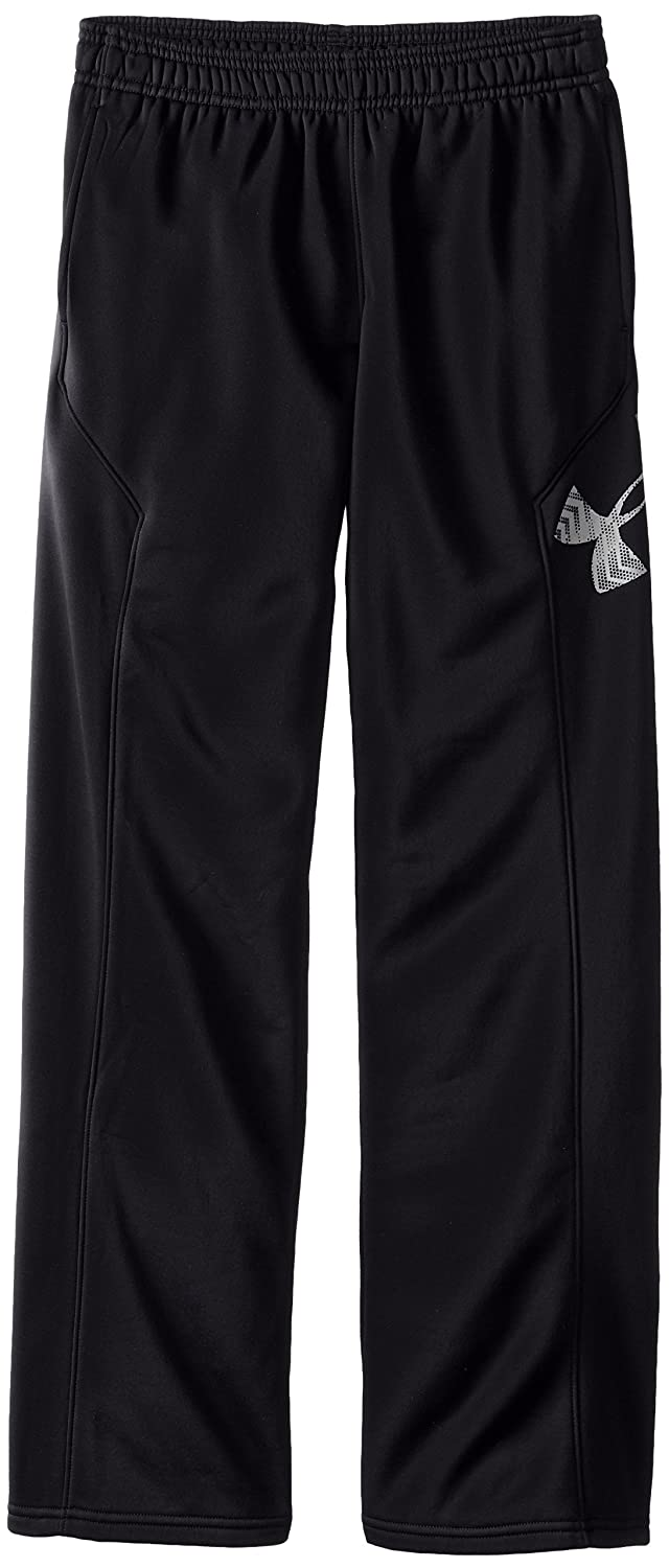Under Armour Boys' Storm Armour Fleece Big Logo Pants Under Armour Apparel 1259695