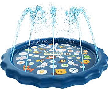 Amazon.com: Piscina de rociado: Toys & Games