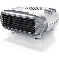 Brandson - Heizlüfter | Fan Heater | 3 Leistungsstufen | Einstellbares Thermostat | Betriebsanzeige | 2000W | Geräuscharm und energieeffizient | Überhitzungsschutz | automatische Abschaltung