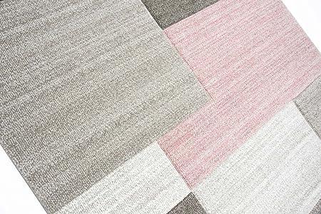 Kurzflor Teppich 160x230 ~ Teppich traum designerteppich moderner teppich wohnzimmerteppich