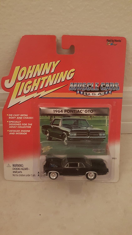 Johnny Lightning Muscle Cars USA 1964 Pontiac GTO by Johnny Lightning