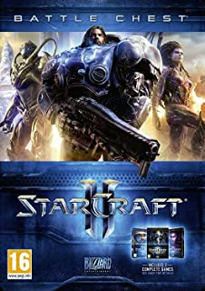 Buy Starcraft II Battle Chest - PC Standard Edition Online at Low
