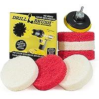 Drillbrush No eliminación de rasguños espuma de jabón