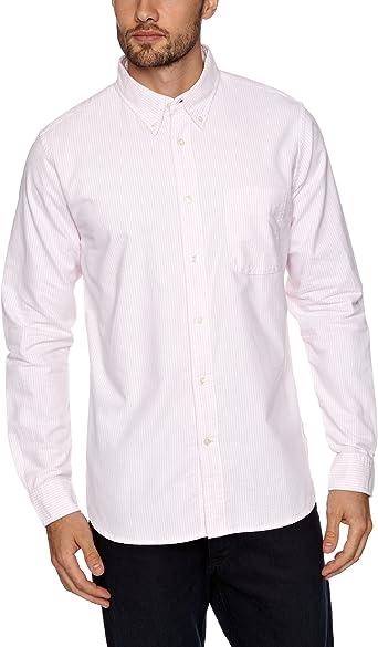 Dockers - Camisa Regular fit de Manga Larga para Hombre, Talla