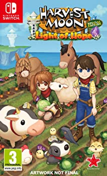 Harvest Moon: Light of Hope Special Edition [Switch]