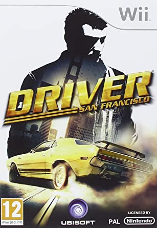 Driver San Francisco (Wii): Amazon co uk: PC & Video Games