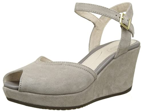 Zapatos grises Stonefly para mujer RJcwk4GCd