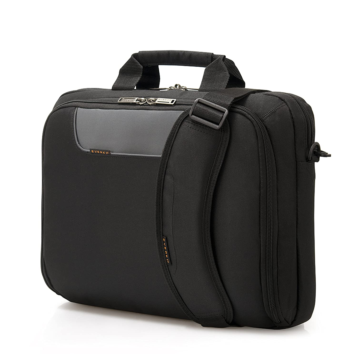 Everki Advance iPad/Tablet/Ultrabook Laptop Bag Briefcase for 11.6-Inch Laptops (EKB407NCH11)