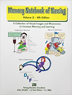 memory notebook of nursing volume ii 2nd edition 9781892155030
