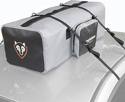 Rightline Gear 100D90 Car Top Duffle Bag, Gray 100% Waterproof