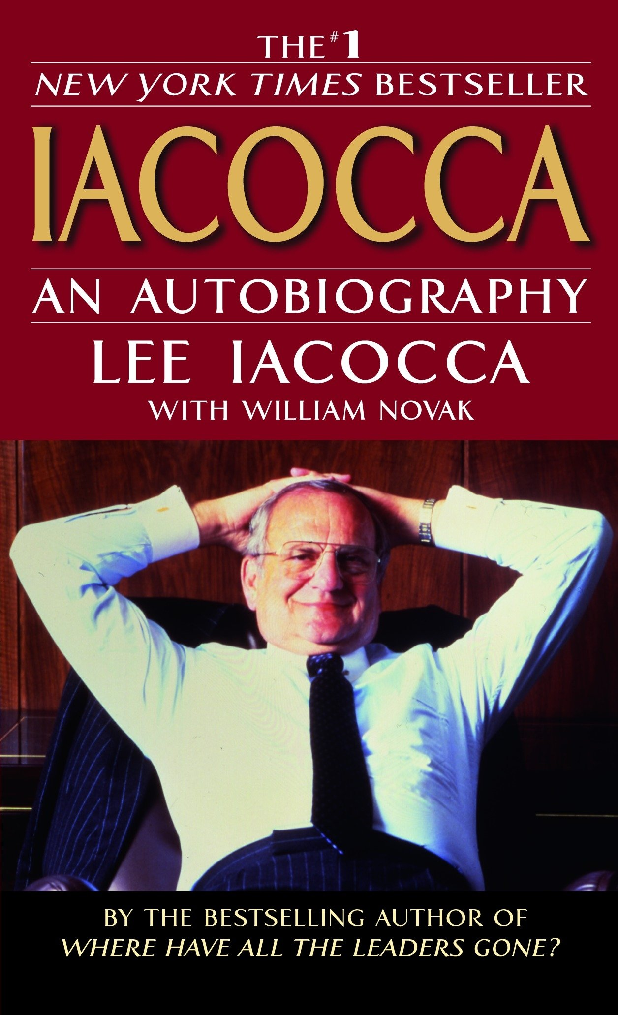 lee iacocca book review