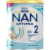 NAN OPTIPRO 2 - A partir de los 6 meses - Leche de continuación en polvo