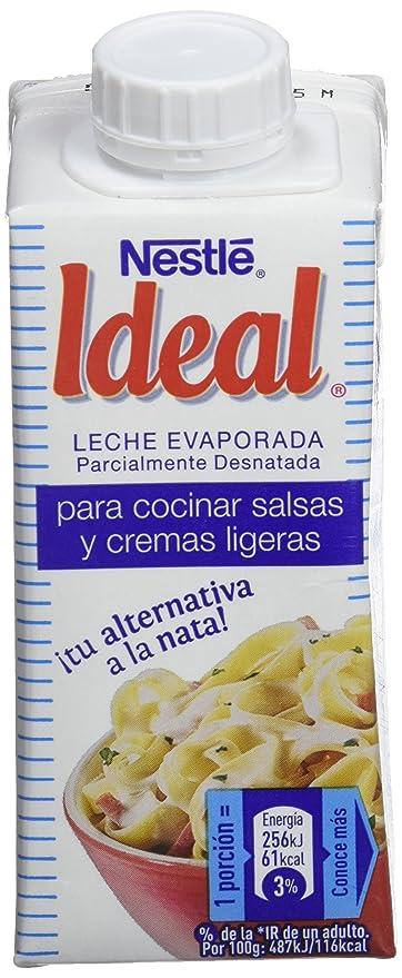 Salsas para pastas con crema