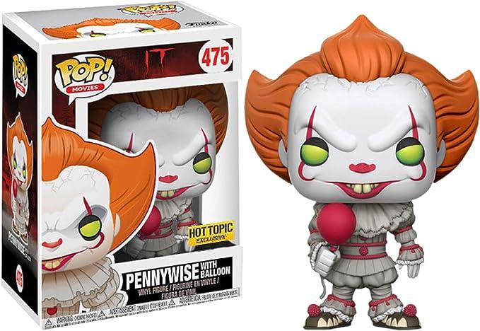 Gothic Exclusive FUNKO It Pennywise Clown de FUNKO céréales et poche POP