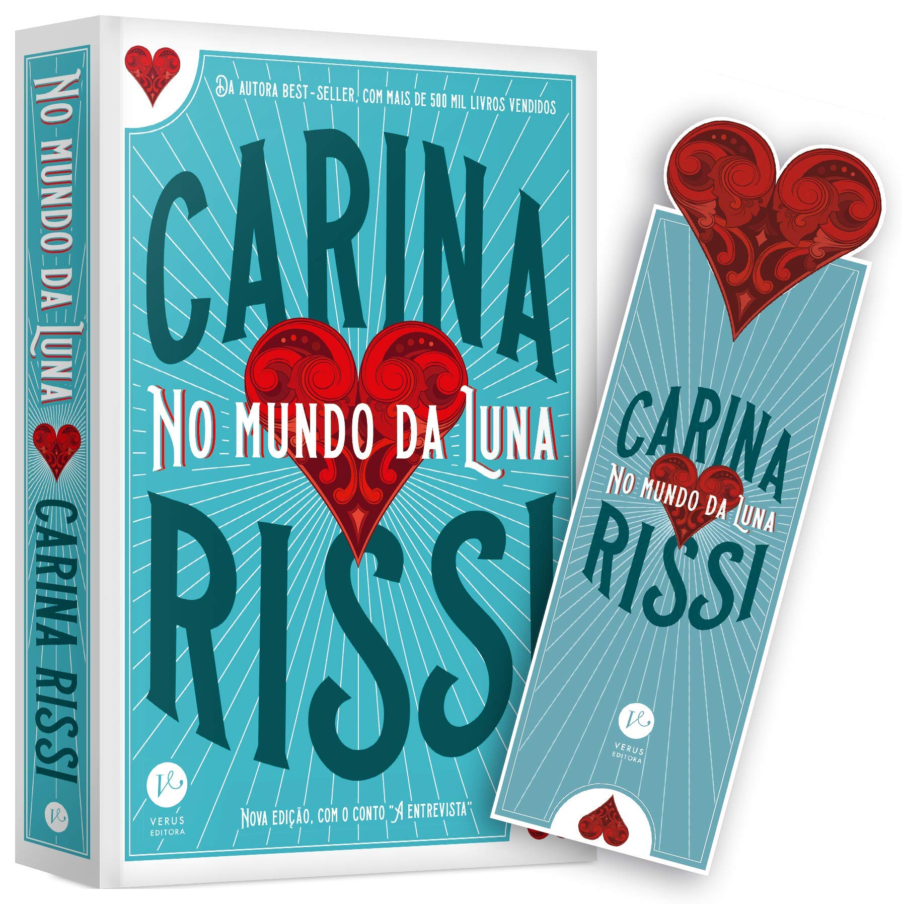 d596aec0d7f No Mundo da Luna (+ Marcador) - Livros na Amazon Brasil- 9788501302748