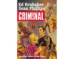 Criminal Deluxe Edition, Volume 3