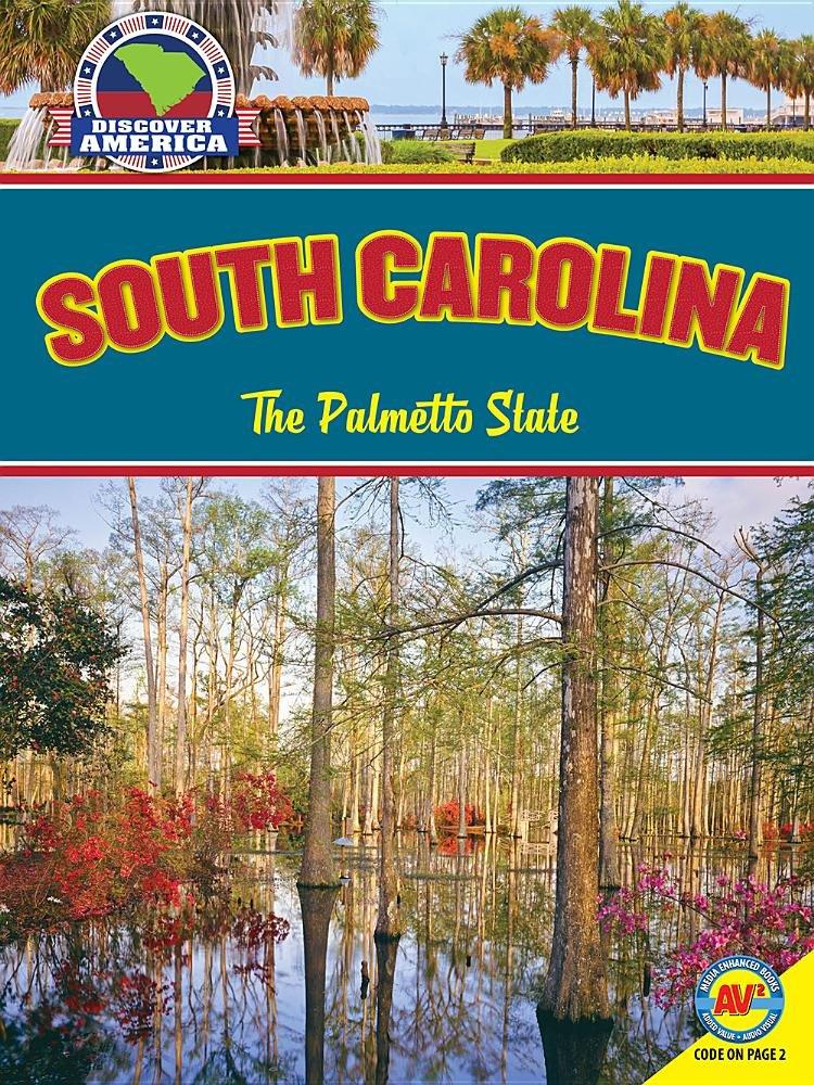 Download South Carolina: The Palmetto State (Discover America) pdf