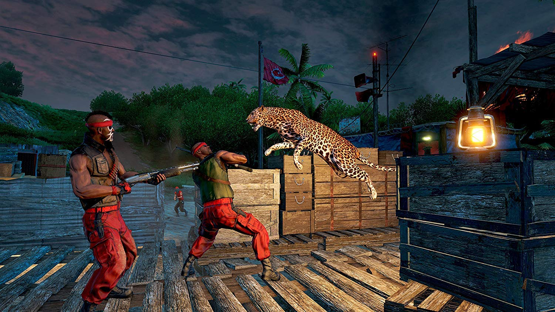 Amazon Com Far Cry 3 Classic Edition Ps4 Video Games