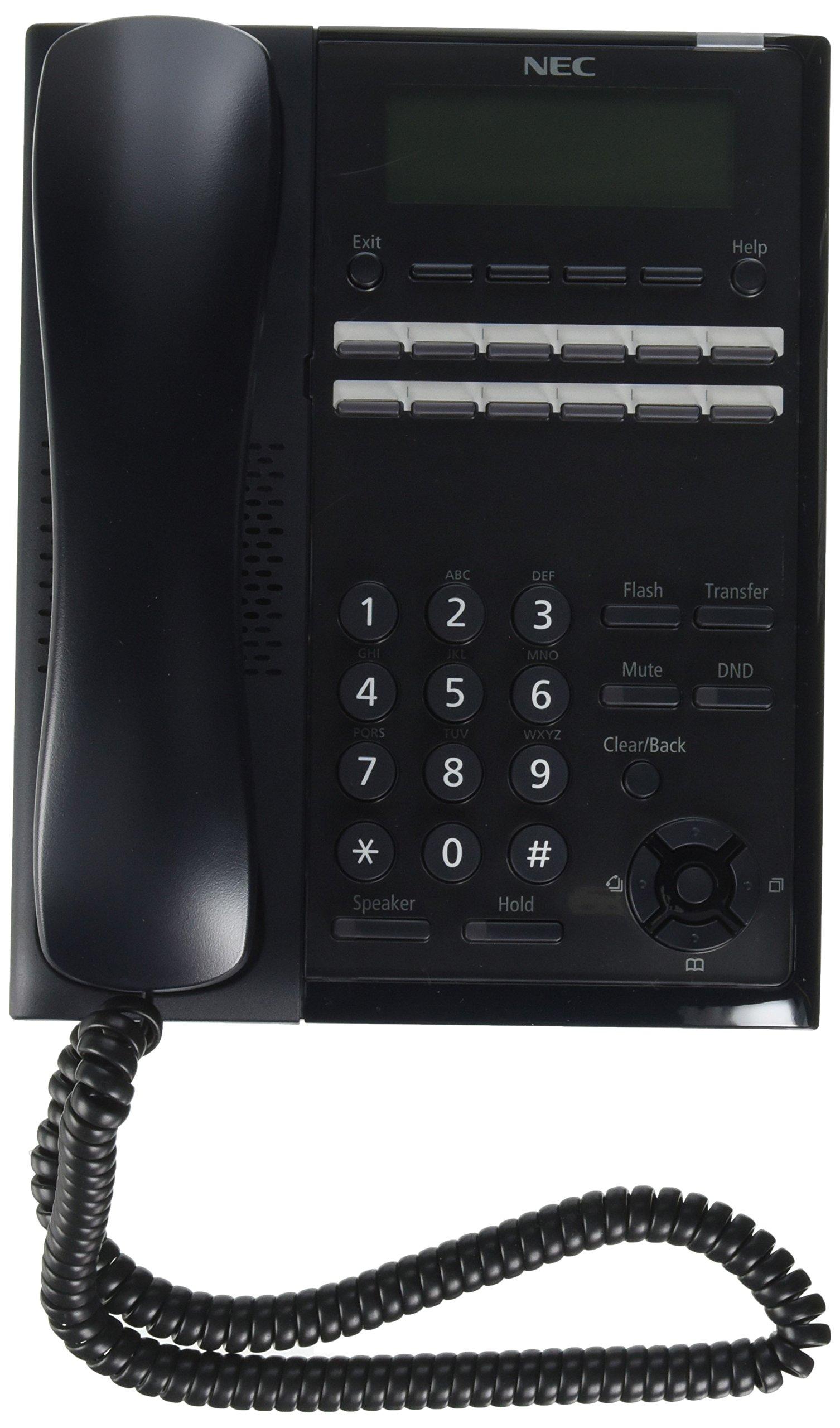 NEC SL2100 Digital 12-Button Telephone - NEC-BE117451
