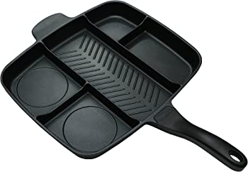 The Master Pan Divided Meal Pan Set