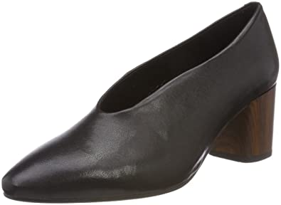 Womens Jamilla Closed Toe Heels, Black (Black), 5 UK Vagabond
