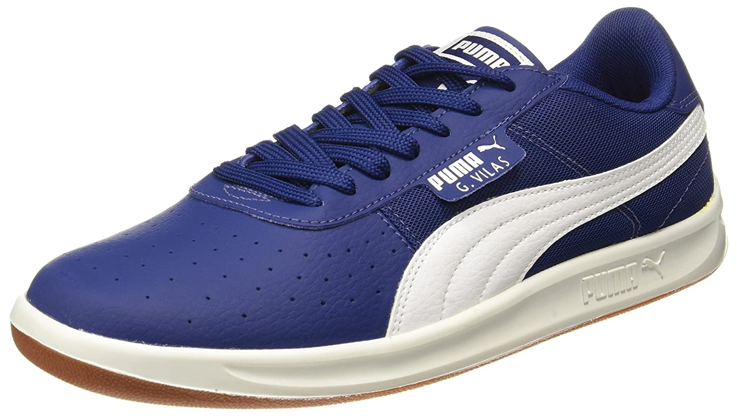 factory price a4c6f 1bca6 Puma Men s G Vilas Sneakers  Buy Online at Low Prices in India - Amazon.in