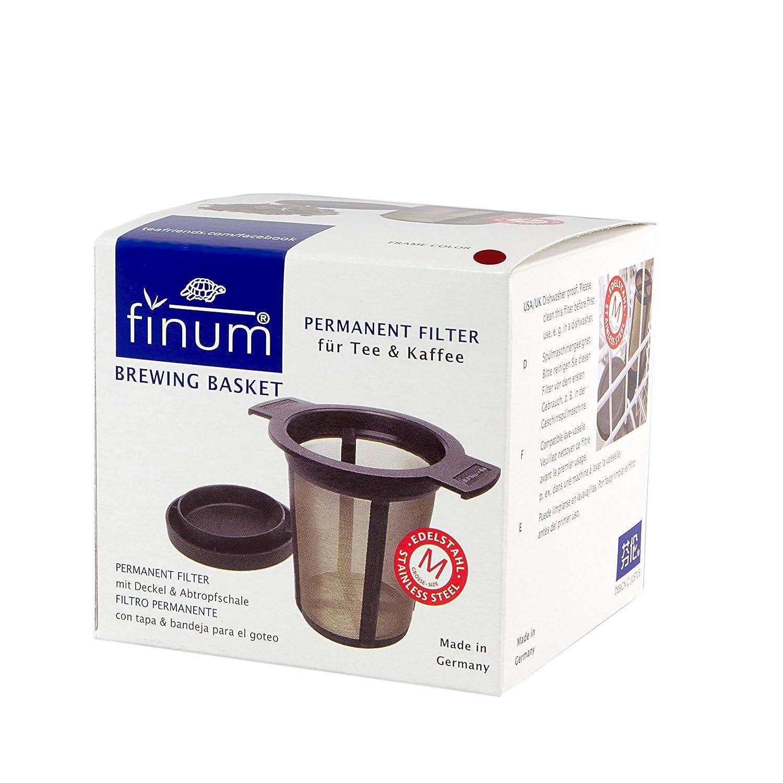 Finum Brewing Basket M Blue