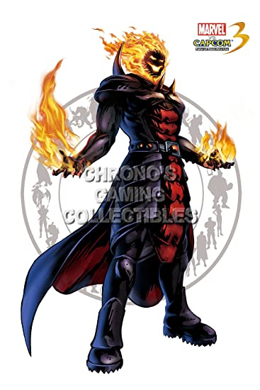 Amazon.com: CGC enorme cartel – Marvel vs Capcom 3 dormammu ...