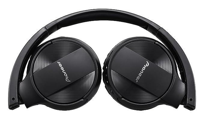 Pioneer SE-MJ553BT Negro Supraaural Diadema auricular: Amazon.es: Electrónica