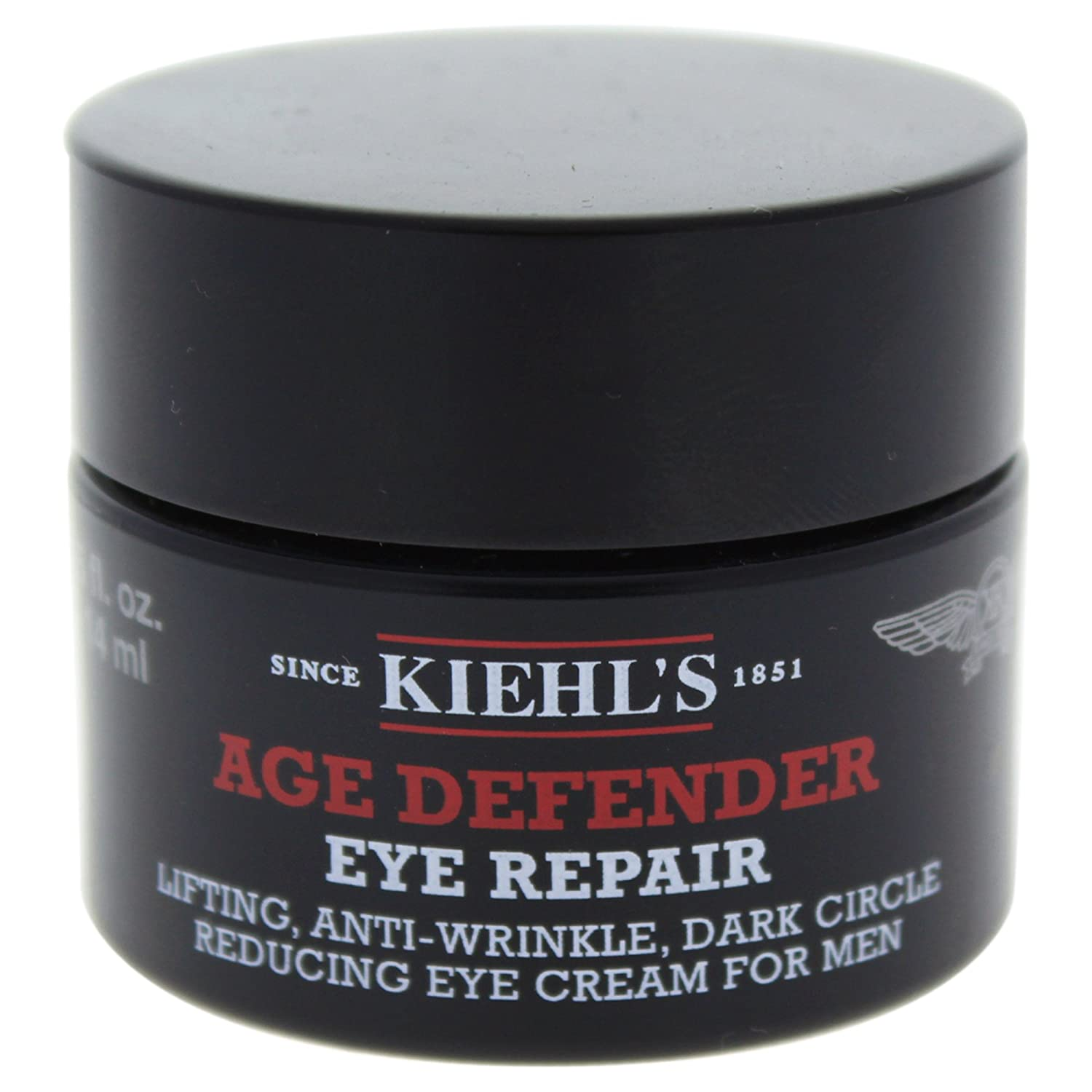 Kiehl's Age Defender Eye Repair Cream for Men, 0.5 Ounce PerfumeWorldWide Inc. Eye Treatment Creams
