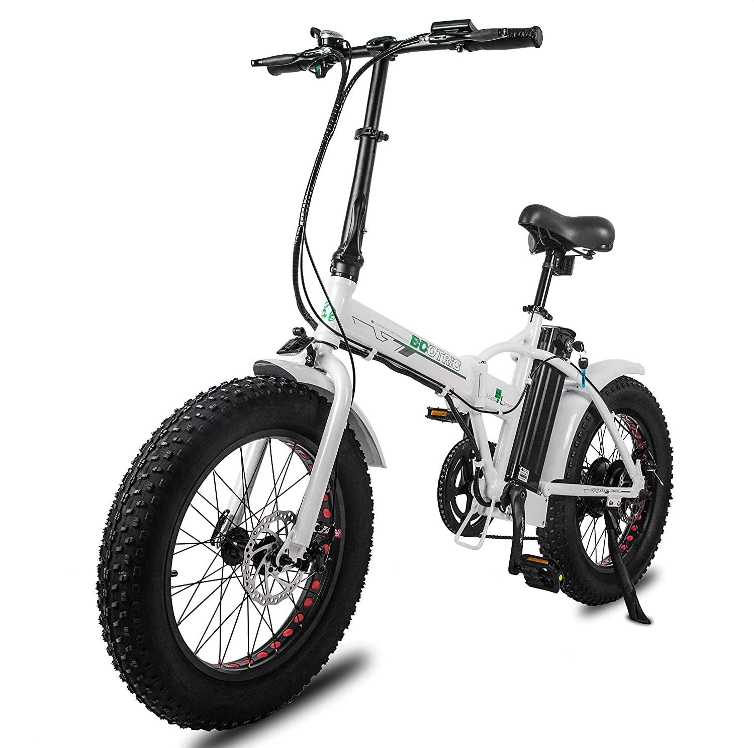 Ecotric 20 Inch Fat Bike Under 1000