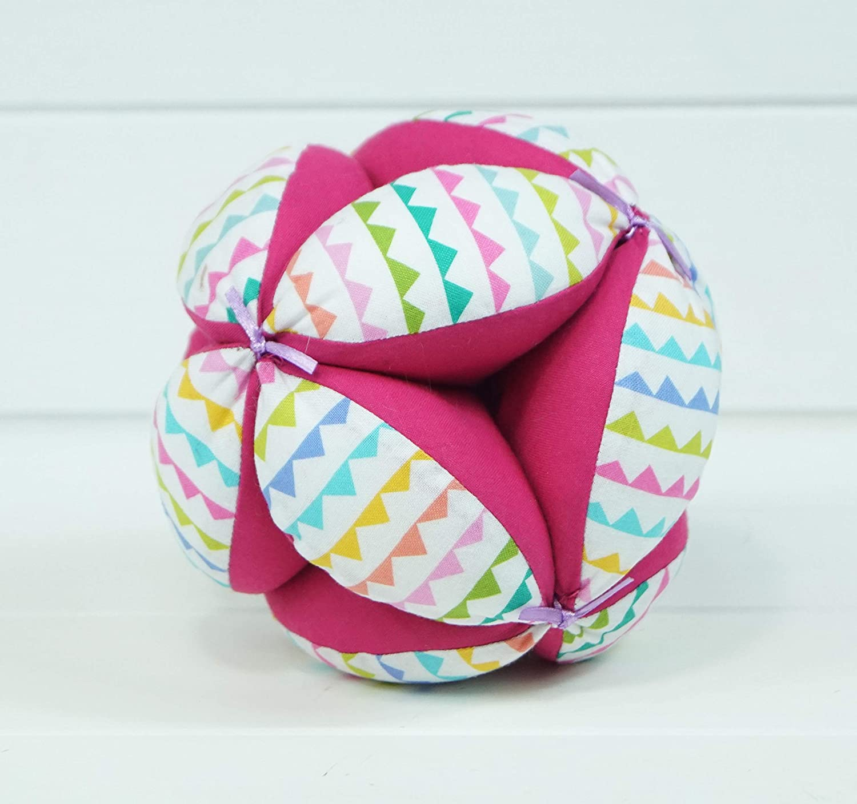 Pelota Montessori ZigZag: Amazon.es: Handmade