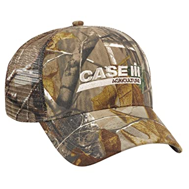 Image Unavailable. Image not available for. Color  Case IH Realtree Camo  Cloth Mesh Cap 8ab99acad7f5