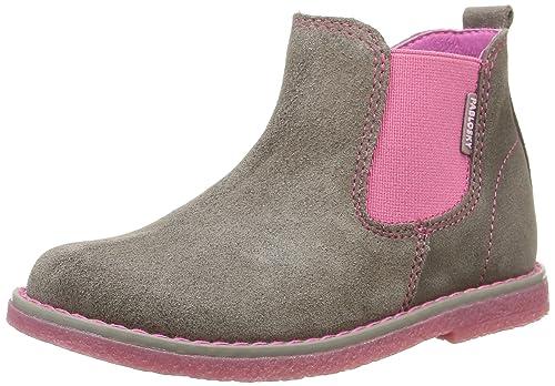 PABLOSKY 422359 - Botines Elasticos Infantiles, Color Gris, Talla 26: Amazon.es: Zapatos y complementos
