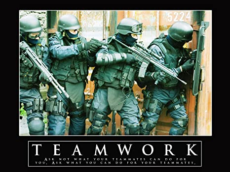 Amazon.com: SWAT Poster Police Officer Poster: Posters & Prints