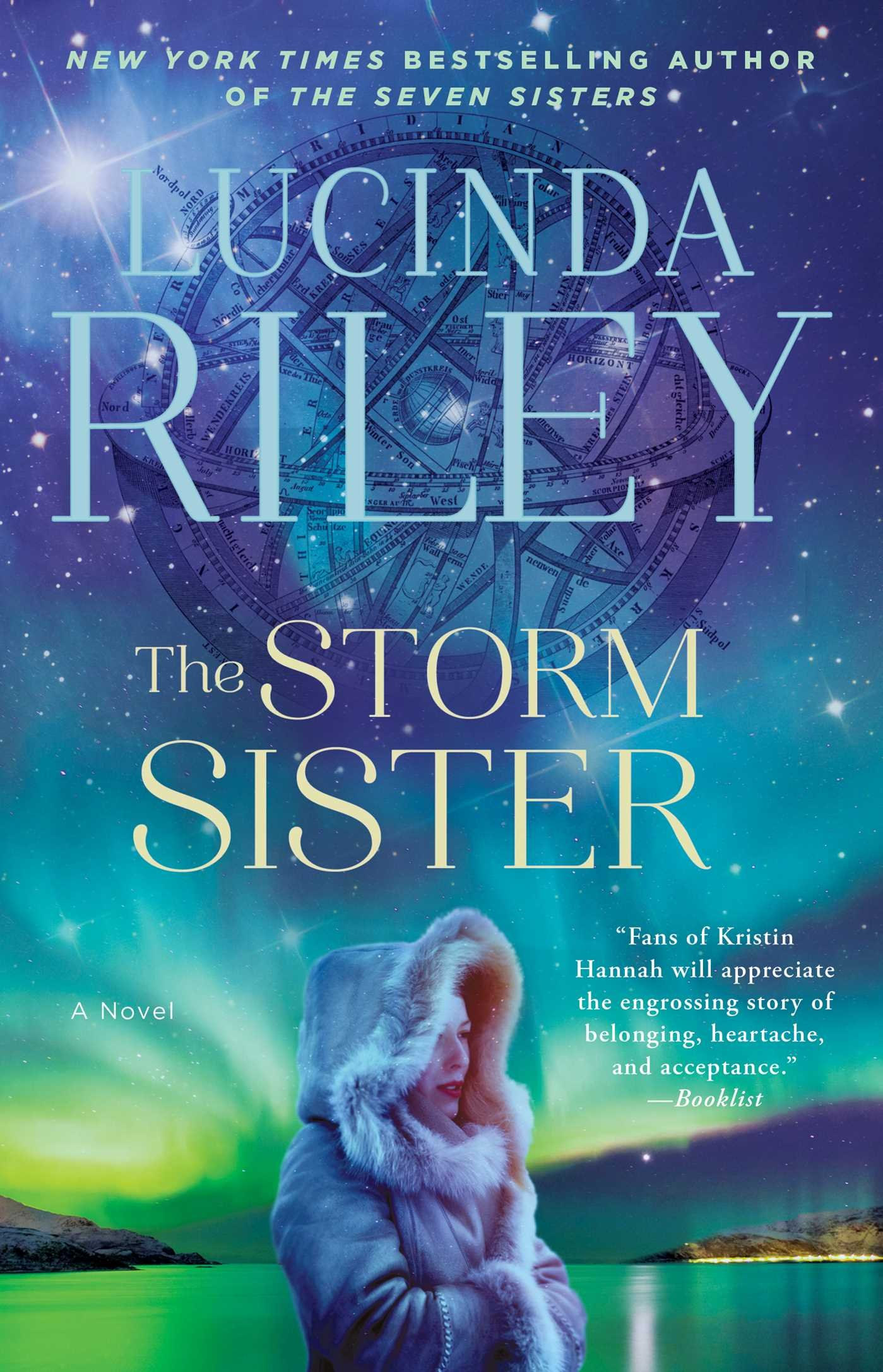 The Storm Sister  Book Two  Volume 2   The Seven Sisters Band 2