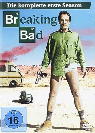 Breaking Bad Die Komplette Erste Season 3 Dvds Amazonde Bryan