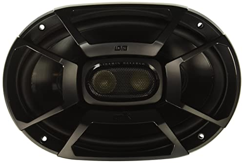"Polk Audio DB692 DB+ Series 6"" x 9"" Three Way Coaxial Speakers"