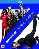 Zoolander / Zoolander 2 Double Pack [Blu-ray] [2016]