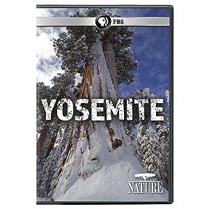 NATURE: Yosemite DVD