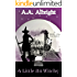 A Little Bit Witchy (A Riddler's Edge Cozy Mystery #1)
