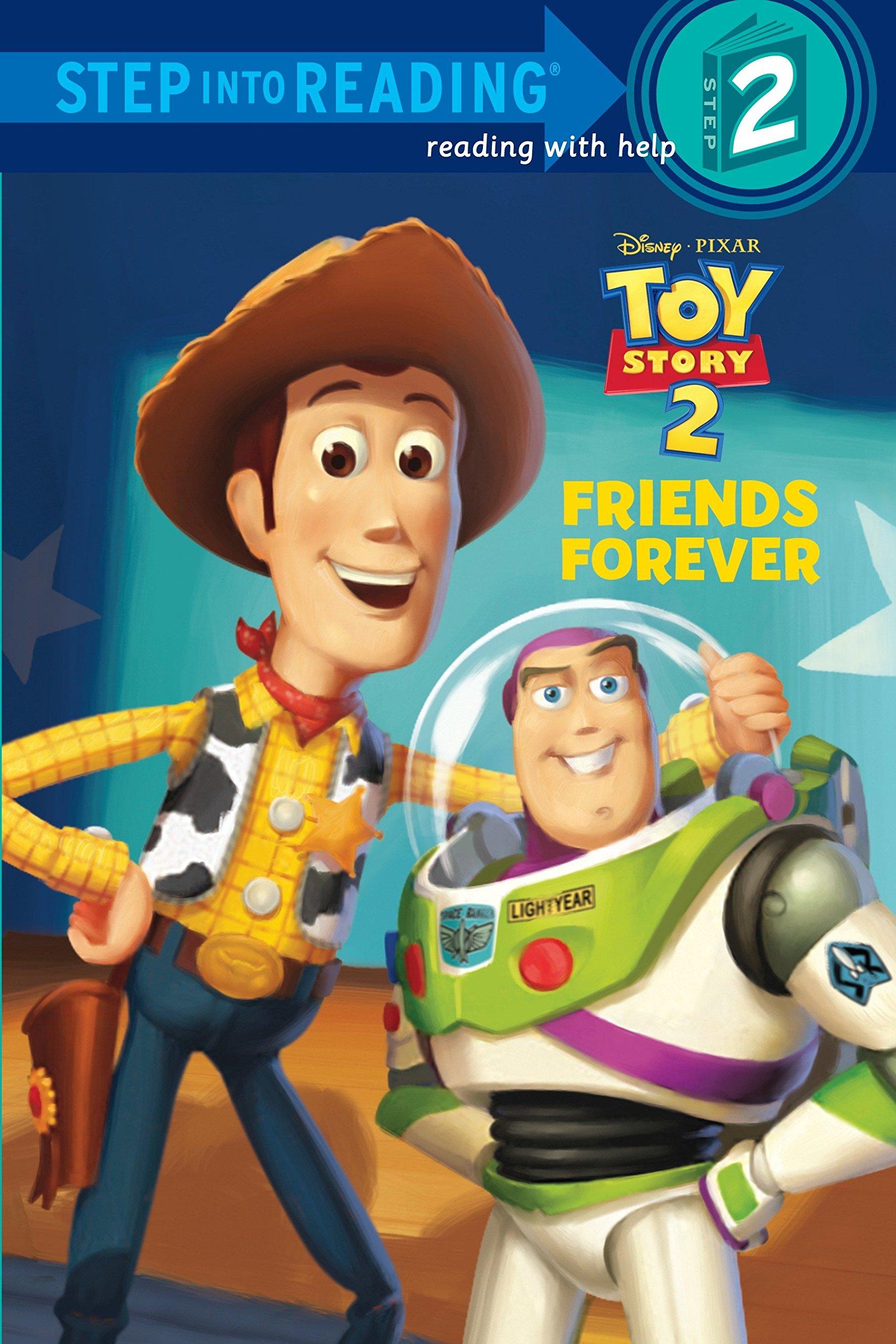 Friends Forever (Disney/Pixar Toy Story) (Step into Reading) pdf epub