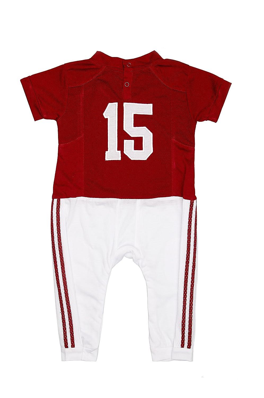 the best attitude 3669d 5279f Fast Asleep Pjs Alabama Crimson Tide Baby Uniform Romper New